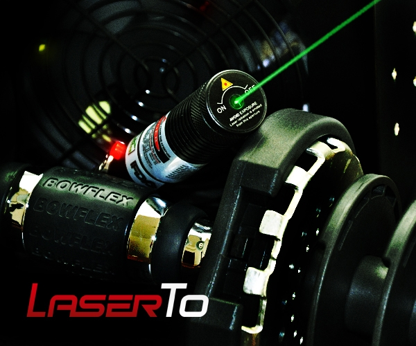 200mw Nether Series Green Laser Pointer 532nm Handheld