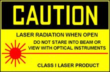 laser class I